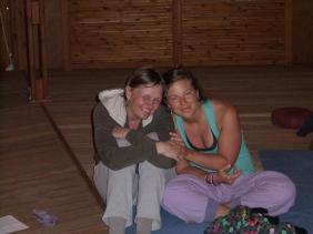 Acro-Yoga Lehrerin Julia Weis